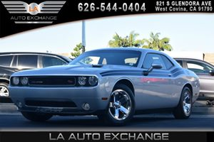 2012 Dodge Challenger RT Carfax Report - No AccidentsDamage Reported 12V Pwr Outlet 160-Mph Sp