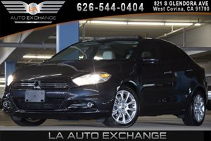 2014 Dodge Dart Limited Carfax 1-Owner 2 12V Dc Power Outlets 4 Cylinders 5 Person Seating Capa