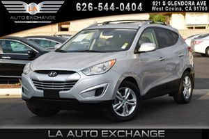 2012 Hyundai Tucson GLS Carfax 1-Owner - No AccidentsDamage Reported 4 Assist Grips 6 Lugga