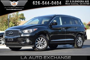 2013 Infiniti JX35  Carfax 1-Owner - No AccidentsDamage Reported 1-Touch Auto UpDown Pwr Window