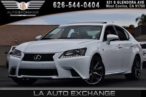 2014 Lexus GS 350  Carfax 1-Owner 5 Person Seating Capacity 6 Cylinders Analog Display Audio