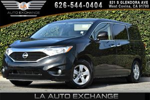 2015 Nissan Quest SV Carfax 1-Owner - No AccidentsDamage Reported 2 12V Dc Power Outlets 6 Cyli