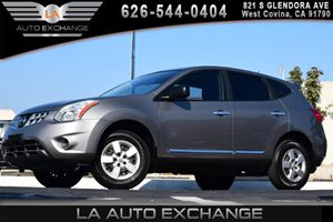 2012 Nissan Rogue S Carfax 1-Owner - No AccidentsDamage Reported 2 12-Volt Pwr Outlets 2 Co