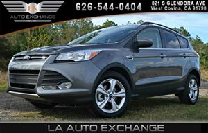 2014 Ford Escape Titanium Carfax 1-Owner - No AccidentsDamage Reported 2 12V Dc Power Outlets 2