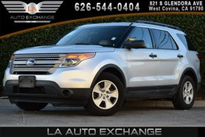 2014 Ford Explorer Base Carfax Report - No AccidentsDamage Reported 2 Seatback Storage Pockets