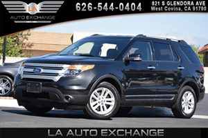 2014 Ford Explorer XLT Carfax 1-Owner - No AccidentsDamage Reported 2 Seatback Storage Pockets