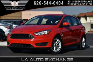 2015 Ford Focus SE Carfax 1-Owner - No AccidentsDamage Reported 2 12V Dc Power Outlets 2 Seatba
