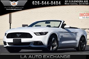 2015 Ford Mustang V6 Carfax 1-Owner - No AccidentsDamage Reported 2 12V Dc Power Outlets 2 Seat