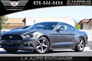 2016 Ford Mustang V6 Carfax 1-Owner - No AccidentsDamage Reported 2 12V Dc Power Outlets 2 Seat