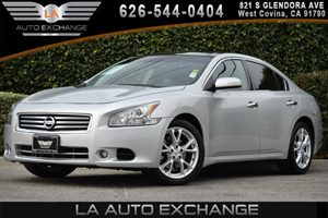 2013 Nissan Maxima 35 SV wPremium Pkg Carfax 1-Owner - No AccidentsDamage Reported 2 12V Pwr