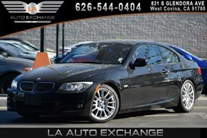 2013 BMW 3 Series 328i Carfax 1-Owner - No AccidentsDamage Reported  Black Sapphire Metallic