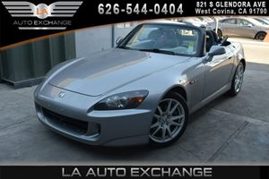 2005 Honda S2000  Carfax Report - No AccidentsDamage Reported 12V Pwr Outlet 4 Cylinders Aero