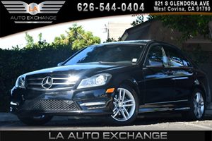 2014 MERCEDES C-Class Sport Sedan Carfax 1-Owner - No AccidentsDamage Reported 2 12V Dc Power Ou