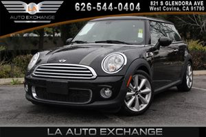 2013 MINI Cooper Hardtop  Carfax 1-Owner - No AccidentsDamage Reported 1 Rear Cup Holder 12V