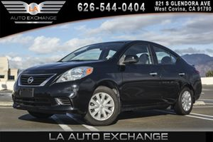 2014 Nissan Versa SV Carfax 1-Owner - No AccidentsDamage Reported 1 12V Dc Power Outlet 1 Seatb