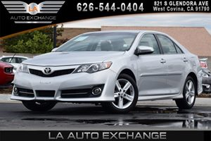 2013 Toyota Camry SE Carfax 1-Owner - No AccidentsDamage Reported 2 12V Aux Pwr Outlets 6 B