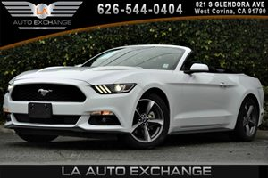2015 Ford Mustang V6 Carfax 1-Owner - No AccidentsDamage Reported 2 12V Dc Power Outlets 6 Cyli