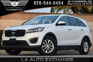 2016 Kia Sorento LX Carfax 1-Owner - No AccidentsDamage Reported 4 12V Dc Power Outlets 40-20-4
