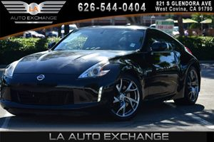 2013 Nissan 370Z  Carfax 1-Owner - No AccidentsDamage Reported 2 12V Pwr Outlets 6 Cylinders