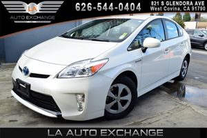2013 Toyota Prius Persona Carfax 1-Owner - No AccidentsDamage Reported 2 12V Pwr Outlets 4