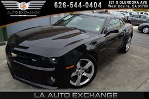 2011 Chevrolet Camaro 1SS Carfax 1-Owner - No AccidentsDamage Reported 8 Cylinders Air Conditio