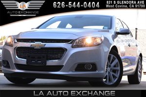 2014 Chevrolet Malibu LT Carfax Report - No AccidentsDamage Reported  Champagne Silver Metalli