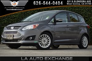 2013 Ford C-Max Energi SEL Carfax 1-Owner - No AccidentsDamage Reported 2 Front2 Rear Cupho