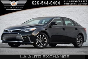 2016 Toyota Avalon XLE Carfax 1-Owner - No AccidentsDamage Reported 2 Seatback Storage Pockets