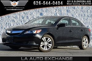 2013 Acura ILX  Carfax 1-Owner - No AccidentsDamage Reported 12V Pwr Outlets 16 X 65 Alloy