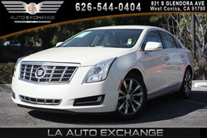 2013 Cadillac XTS  Carfax 1-Owner 6 Cylinders Air Conditioning  AC Antenna Roof-Mounted Aud