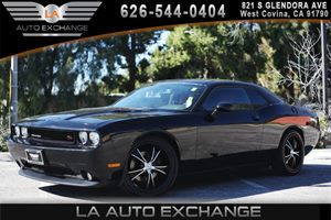 2014 Dodge Challenger RT Plus Carfax Report - No AccidentsDamage Reported 1 Seatback Storage Po