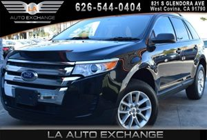 2014 Ford Edge SE Carfax 1-Owner - No AccidentsDamage Reported 2 Seatback Storage Pockets 4 12V