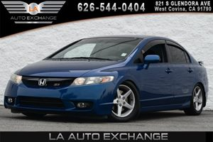 2010 Honda Civic Sdn Si Carfax Report - No AccidentsDamage Reported 12V Pwr Outlets-Inc 1 Fro