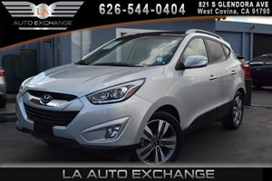 2014 Hyundai Tucson Limited Carfax 1-Owner 4 Cylinders 4-Way Passenger Seat -Inc Manual Recline