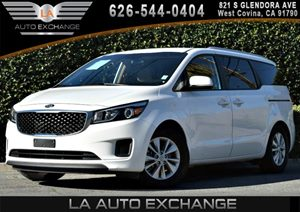 2015 Kia Sedona LX Carfax Report - No AccidentsDamage Reported 2 Seatback Storage Pockets 4-Way