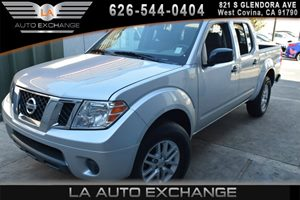2016 Nissan Frontier SV Carfax 1-Owner - No AccidentsDamage Reported 1 Seatback Storage Pocket