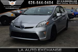 2013 Toyota Prius One Carfax 1-Owner 2 12V Pwr Outlets 4 Retractable Assist Grips 4 Cylinde