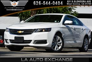 2016 Chevrolet Impala LT Carfax 1-Owner Displacement  36L Engine Engine Type  V6 Cylinder Eng