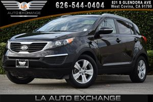 2016 Kia Sportage LX Carfax 1-Owner 2 Seatback Storage Pockets 4 Cylinders 60-40 Folding Split-