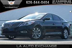 2012 Hyundai Azera  Carfax 1-Owner 2 12V Pwr Outlets 6 Cylinders Air Conditioning  AC Body