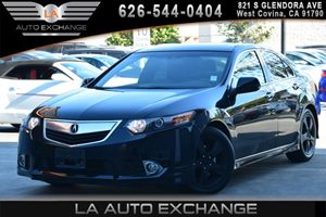 2013 Acura TSX Special Edition Carfax 1-Owner - No AccidentsDamage Reported 17 X 75 Alloy W
