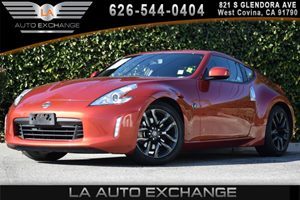 2016 Nissan 370Z  Carfax 1-Owner - No AccidentsDamage Reported 2 12V Dc Power Outlets 6 Cylinde
