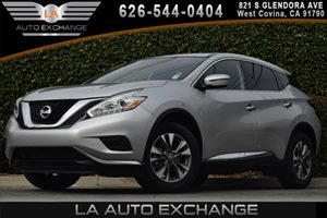 2016 Nissan Murano S Carfax Report - No AccidentsDamage Reported 2 Seatback Storage Pockets 6 C
