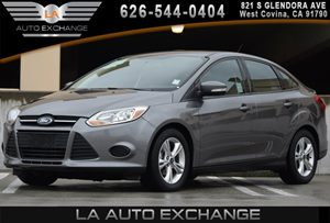 2014 Ford Focus SE Carfax 1-Owner - No AccidentsDamage Reported 2 12V Dc Power Outlets 4 Cylind