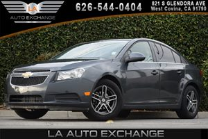 2013 Chevrolet Cruze 1LT Carfax Report - No AccidentsDamage Reported  Cyber Gray Metallic 14