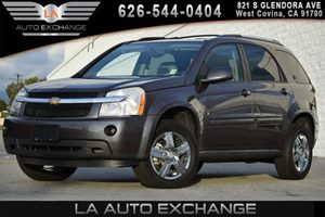 2008 Chevrolet Equinox LT Carfax 1-Owner - No AccidentsDamage Reported 6 Cylinders Air Conditio