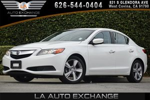 2014 Acura ILX  Carfax 1-Owner 1 12V Dc Power Outlet 1 Seatback Storage Pocket 4 Cylinders Air