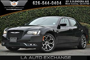 2015 Chrysler 300 300S Carfax 1-Owner - No AccidentsDamage Reported 2 Seatback Storage Pockets