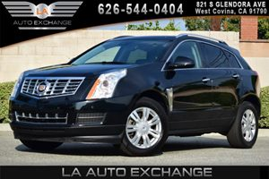 2013 Cadillac SRX Luxury Collection Carfax 1-Owner 6 Cylinders Air Conditioning  AC Air Condi