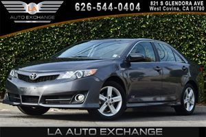 2014 Toyota Camry Hybrid SE Limited Edition Carfax 1-Owner - No AccidentsDamage Reported 2 12V D